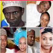 10 Years After Death Of Yar'adua- Checkout Pictures Of His 3 Daughters Married To Former Governors