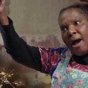 Twitter thinks Gomora's Sana Mnchunu deserves an Oscar Award.