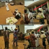 Man Gets Humiliated After Running Away With 4 Loaves Of Bread He Took From Bread Seller