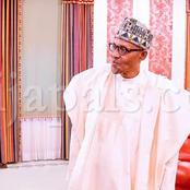 Shoot Anyone You See Carrying AK-47 - President Buhari Orders Security Agents