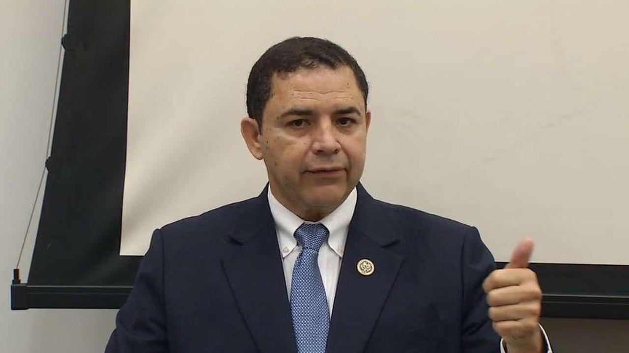 Congressman Cuellar says unaccompanied minor crossings down, but crossings still high
