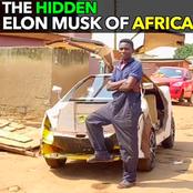 Meet 18-year-Old Ghanaian Who Built A
