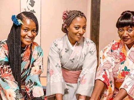 Meet The Beautiful Daughters Of President Akufo- Addo