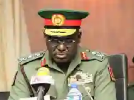 Check out Buratai's interesting reaction to critics of his recent appointment