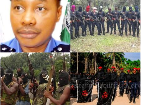 OPINION:Eastern Security Network, Bandits, Herdsmen, in Trouble as New IGP Set to Clamp Down on Them