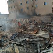 Fire Outbreaks Destroys Goods Worth Millions in Onitsha