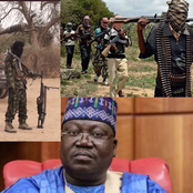Ahmed Lawan Revealed Those Funding Bandits & Terrorists, See What He Said That Has Sparked Reactions