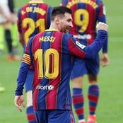 See the five clubs Lionel Messi has scored most goals against in his football career.