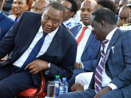Uhuru And Raila's New Strategy That Will Make BBI Sail Through Referendum