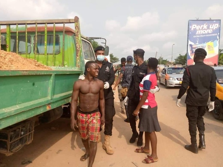 38212e1ef88a4d17858b3560bee67435?quality=uhq&resize=720 - A Number Of Persons Have Been Arrested In Cape Coast For Failing To Wear Face Mask; Ghanaians React