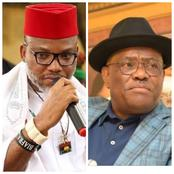 Nnamdi Kanu Blows Hot, Tells Governor Wike To Get Ready To Face Consequences Of His Actions