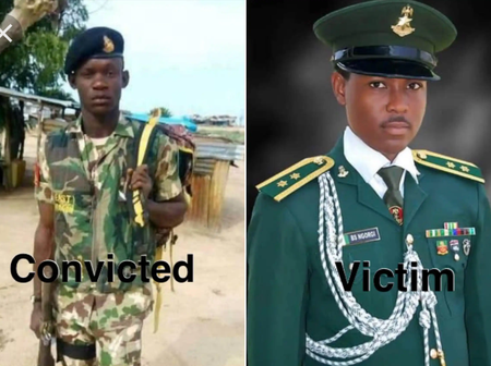 Nigerian Soldier  Sentenced To Death By Firing Squad