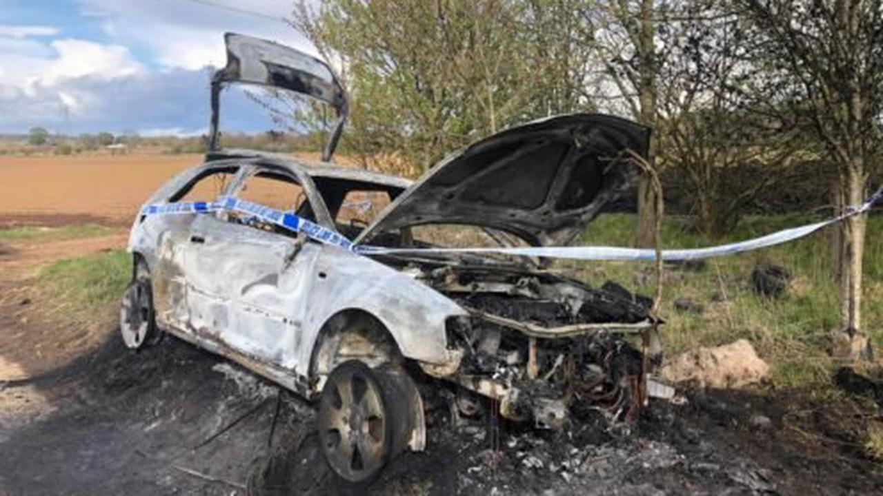 Three youths charged in connection with vehicle 'explosion' outside Dundee
