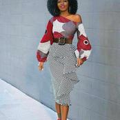 Crop Tops: Check Out Beautiful Ankara Crop Top Styles