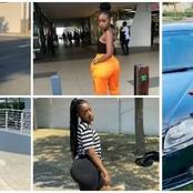 Meet The 16 Years Old Model With Curves Of An Adult (Photos)