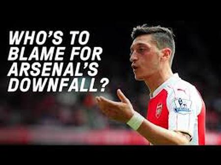 The Downfall of Arsenal