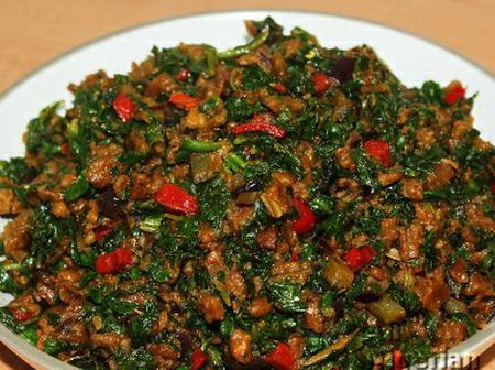 How To Prepare Cocoyam Porridge Eaten By Akwa Ibom People