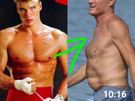Dolph Lundgren Starred in Rocky IV 35 years Ago, See his Recent Photos