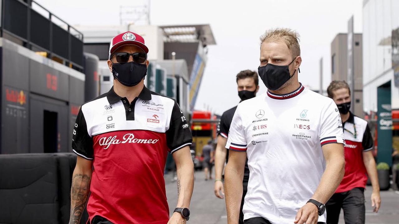 Kickt Bottas Kimi aus der Formel 1?