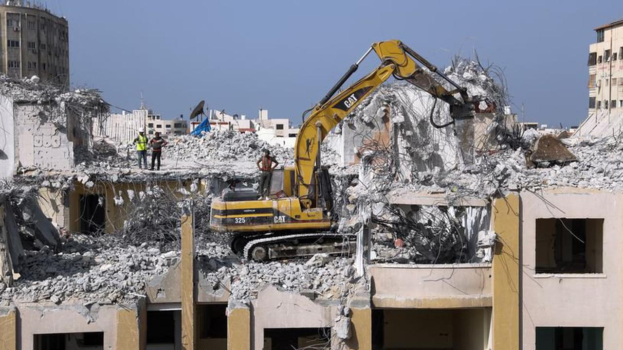 Warnings on social media as 'manipulated' photos and videos about Israel-Gaza conflict go viral