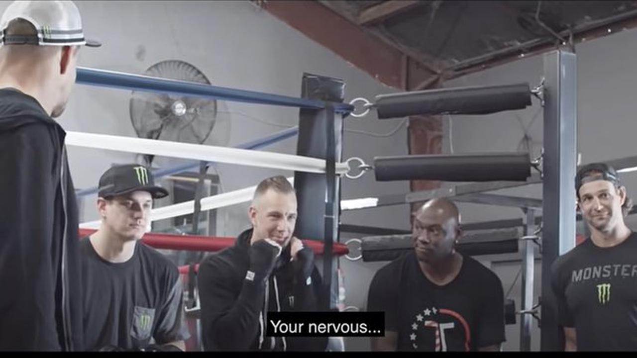 Boxe: Logan Paul affronte les frères Gronkowski et laisse Rob impressionné