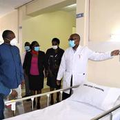 Good News As Ministry Of Health Announce Over 7,000 Isolation Beds And 400 ICU Beds Across All Counties