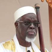Décès du cheikh al-Aïma Traoré Mamadou