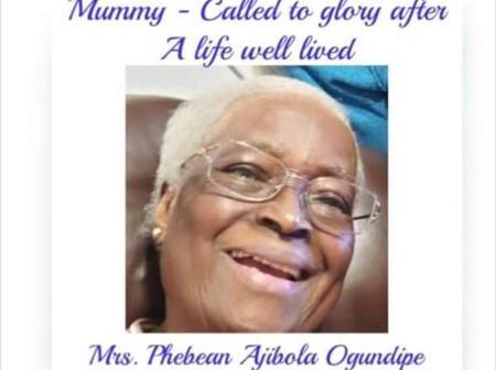 Phebean Ogundipe, author of Brighter Grammar, other popular English Language books, dies at 92