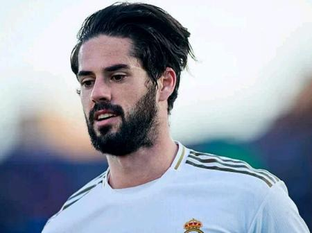 Madrid star midfielder link with a premier league move.