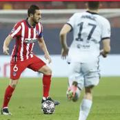 What Atletico Madrid captain Koke said to Chelsea about their return match at Stamford bridge