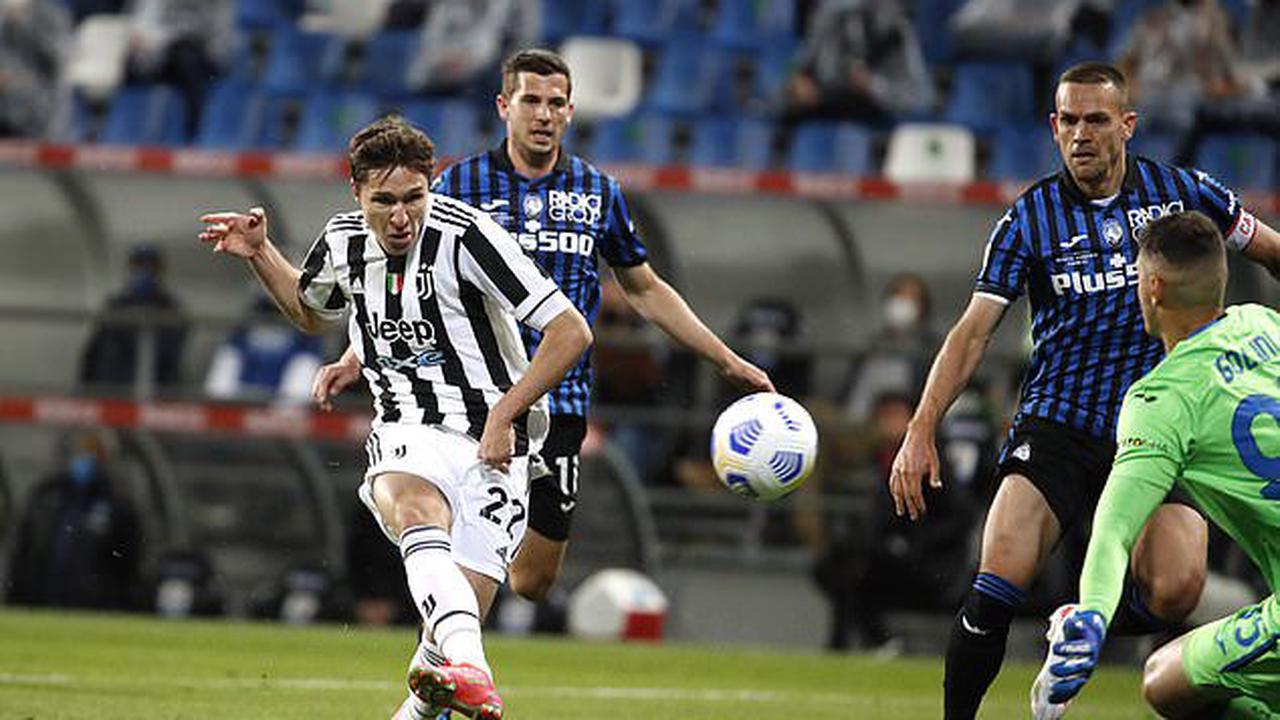 Atalanta 1-2 Juventus: Federico Chiesa's late strike secures Coppa Italia  for 14th time and ensure