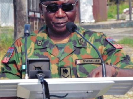 NDA: Checkout things you didn't know about the Incubent Commandant of the Academy