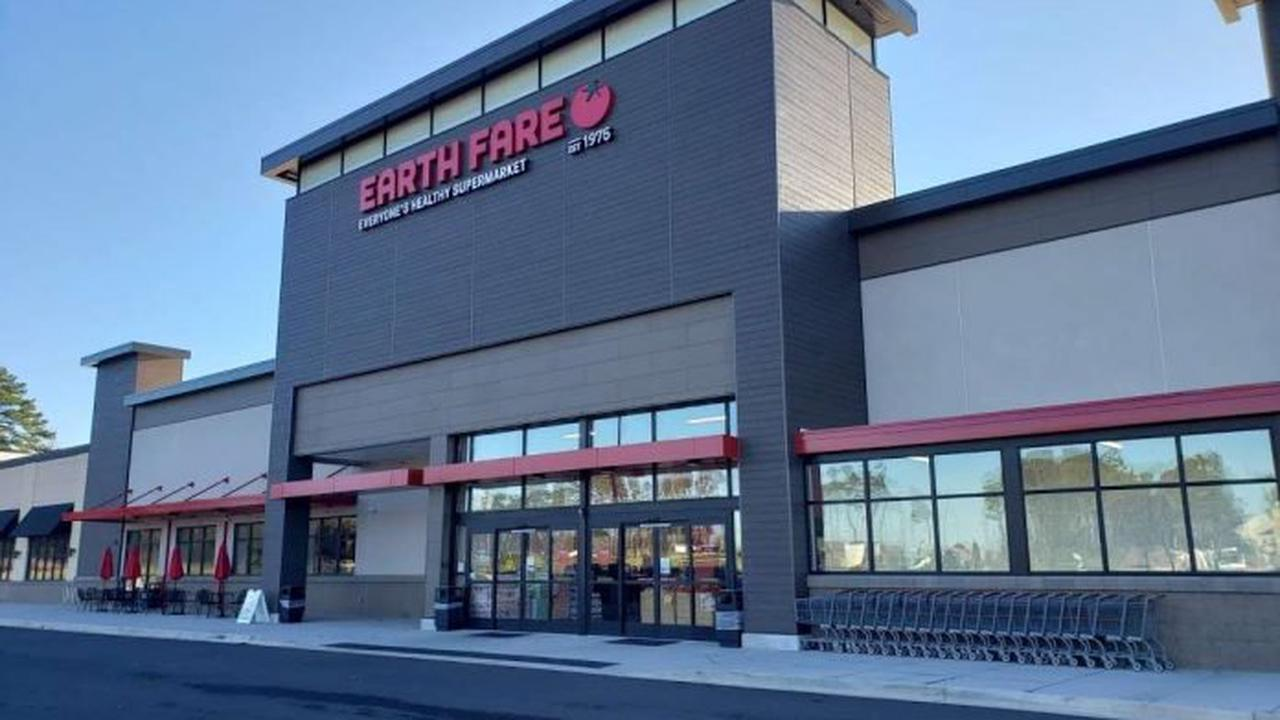 Earth Fare Location in Fort Mill Reopening January 6th
