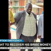 Man fights for the bribe money he paid for a tender