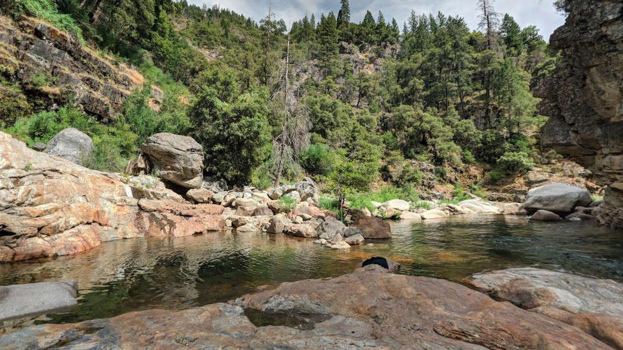 Two drown at popular California swimming hole