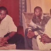 Yinka Quadri shares throwback pictures with Dele Odule and Ogogo