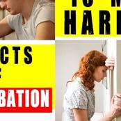 The most harmful effect of masturbation.