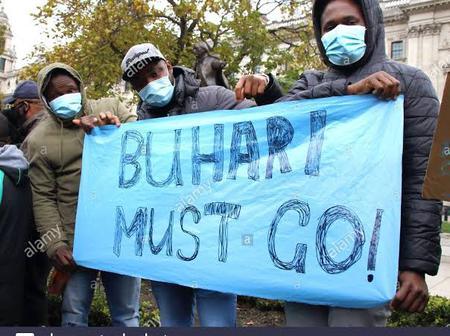 """Nigerians In London Must Protest Against Buhari's Medical Visit And Make Him Uncomfortable"" – Deji"