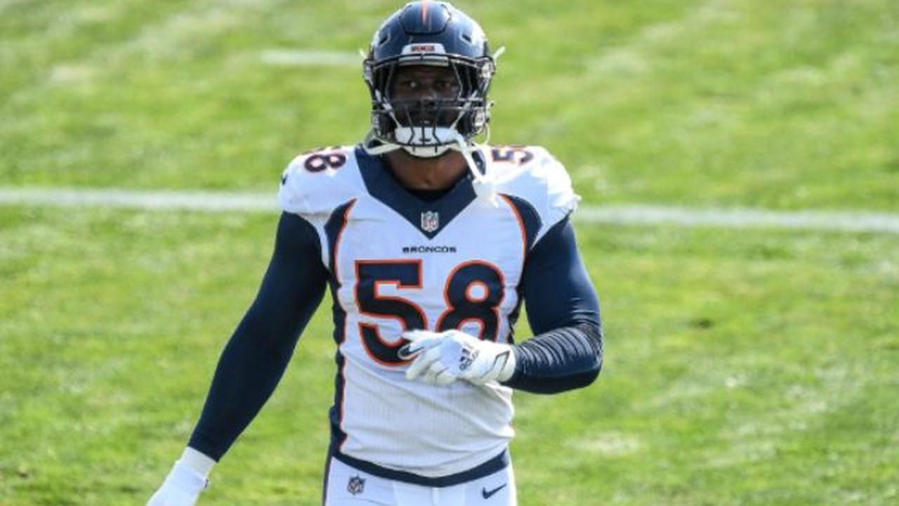 Broncos' Von Miller facing police investigation in Colorado for undisclosed matter