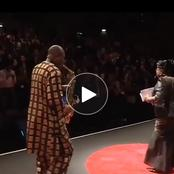 Check out the Moment Ngozi Okonjo-Iweala Thrilled Audience With Her Exciting Dance Moves (Video).