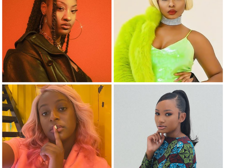 See 13+ Lovely Recent Photos Of Tems, DJ Cuppy, Temi Otedola And Yemi Alade