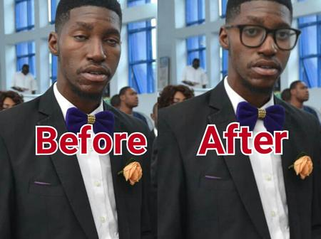 Man Ask An Artist To Help Him Remove A Guy In A Picture, See The Creative Work The Artist Has Done