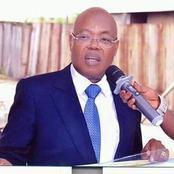 Côte d'Ivoire : Groupe parlementaire PDCI-RDA, Doho Simon succède à Maurice Kakou Guikahue