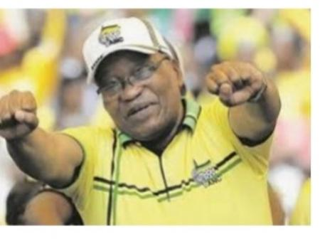Jacob Zuma To Campaign For The ANC In Local Government Elections