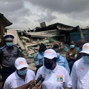 Côte d'Ivoire : Kandia Camara apporte son soutien aux sinistrés de l'explosion à Abobo