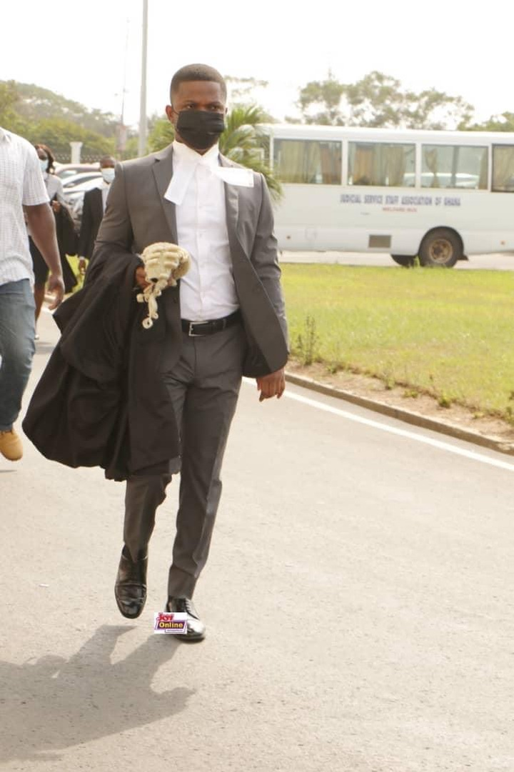 389d74cf47a846728cadeb57227ef122?quality=uhq&resize=720 - Sammy Gyamfi Causes Massive Stir At The Supreme Court After Showing Up In His Barrister Wig