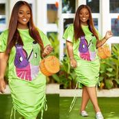 Actress Jackie Appiah is looking lovely in these photos