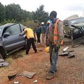 Mungu Waponye! 5 Popular Kenyan Players Are Severely Injured After A Grisly Accident