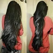 ماسك لتطويل الشعر أكثر من 7 سم في أسبوع مع فرد وتنعيم فوري للشعر