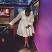 Emmy Kosgei Leave Kenyans Talking Online After Stepping Out In This Outfit